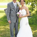 Ashley Mihal and James Ide wedding