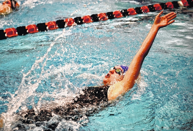 Wvc swimmers find pool of surprises at class 2a state - Bucknell university swimming pool ...