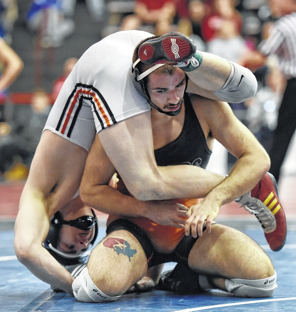 Times Leader   Five Wyoming Valley Conference wrestlers ...