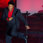 Chubby Checker performing on Pa Live April 11