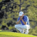 Spieth suffers big collapse at Masters