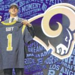 Jared Goff goes to Rams with No. 1 pick in NFL Draft
