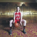 Holy Redeemer's Rebecca Prociak earns Times Leader Player of the Year by ruling the paint to near perfection