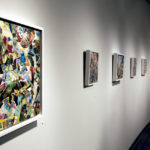Repurposing with a purpose: exhibits at Scranton's Everhart Museum and Marywood University turn books into contemporary art.