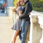 Renee Phillips and Ryan Sutkowski engagement