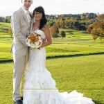 Courtney Hughes and Thomas J. Reilly V wedding