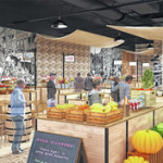 Scranton Public Market latest announcement for The Mall at Steamtown