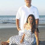 Deanna Pinko and Joseph Buczko engagement