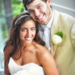 Michelle Berley and Michael Gross wedding