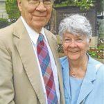 Leroy W. and Charlotte J. McGowan Edwards celebrate 65th wedding anniversary