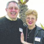 Mr. and Mrs. Fred Mecadon celebrate 50th wedding anniversary