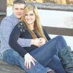 Rachael Richards and Johnny Glowaniak engagement