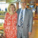 Ron and Charleen Jones Wrobleski celebrate their 45th wedding anniversary