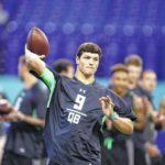 Next level awaits for Christian Hackenberg and fellow Penn State draft hopefuls