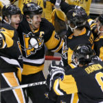 Crosby's OT winner lifts Penguins by Lightning 3-2
