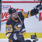 Penguins' Hornqvist scores OT game winner