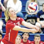 Crestwood, Nanticoke advance in District 2 Boys Volleyball Tournament