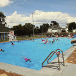 Kingston, Forty Fort swimming pools provide respite from heat for community members