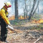 PGC to conduct prescribed burn in Carbon County
