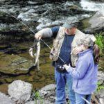 Nanticoke Conservation Club hosts Kid's Fishing Day