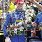 Long shot, Alexander Rossi, wins 100th Indy 500