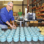 Mia Bella candles, manufactured in Wilkes-Barre, offer fragrances all over the world