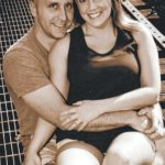 Marni Michel and Jason Sherrill engagement