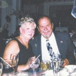 Mr. and Mrs. Anthony J. Nork celebrate their 25th wedding anniversary