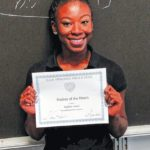 Students recognized at GAR