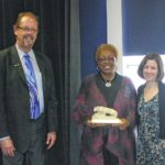 Penn State retiree, Jacqueline Walters, honored