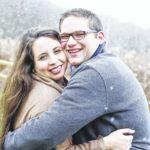 Michael Pisarcik Jr. and Erin Murphy engagement