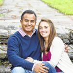 Sarah Phillips and Stephen Fernando engagement