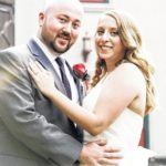 Maggie Blazick and Tom Tarrant wed
