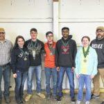 MMI Preparatory School Team wins 2016 Luzerne County Envirothon