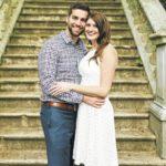 Danielle Carr and Thomas Britton announce their engagement