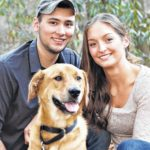 Rachel Zerfoss and Lester Yarnell engagement