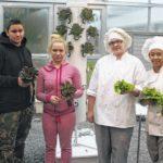 Wilkes-Barre Area CTC Ornamental Horticulture & Culinary Arts receive grant