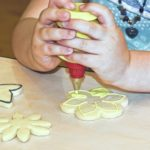 Cookie decorating class held at Wyoming Free Library