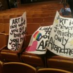 Pleas unanswered, WBA teachers' futures may be in their pasts