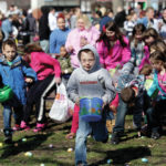 Letter to the Editor: Egg hunt in downtown Wilkes-Barre becomes smashing success