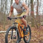 Popular Moon Lake Park bike trail damaged by timbering
