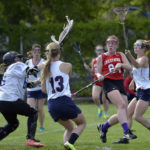 Coughlin girls lacrosse prevails in overtime of district quarterfinals