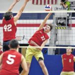 WVC streaking into the Distrct 2 boys volleyball playoffs