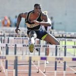 Dominic Hockenbury, Raheem Twyman have golden moments at PIAA track and field championships