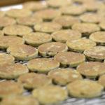 Bennett-Derr volunteers make Welsh cookies for Wilkes-Barre church