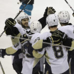 Pittsburgh Penguins win 4th Stanley Cup