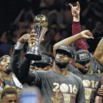 King brings home crown for Cavaliers in NBA Finals
