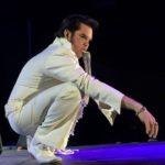 Exeter tribute artist Jimmy Tighe remembers Elvis Presley with respect