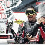 Kurt Busch uses fuel strategy to pull out victory at Pocono