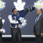 Leafs select Matthews at No. 1